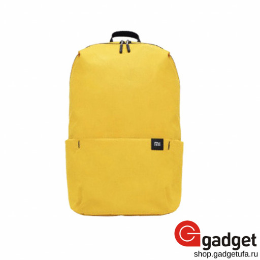 Рюкзак Mi Colorful Small Backpack желтый