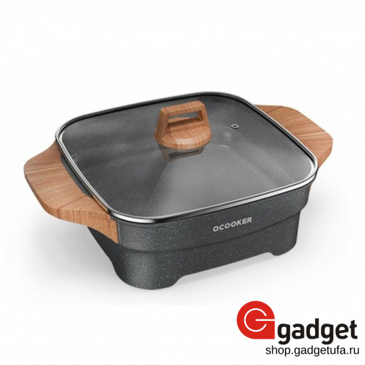 Электросковорода Mi Ocooker Kitchen Multi-functional Hot Pot