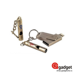 USB Flash COTEetCI U1 iUSB Lightning 32Gb Silver купить в Уфе
