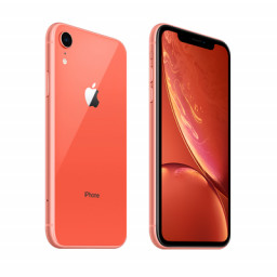 Смартфон Apple iPhone XR 256Gb Coral купить в Уфе