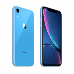 Смартфон Apple iPhone XR 64Gb Blue купить в Уфе