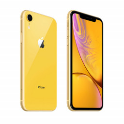 Смартфон Apple iPhone XR 128Gb Yellow купить в Уфе