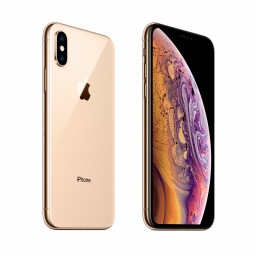 Смартфон Apple iPhone XS 64Gb Gold купить в Уфе