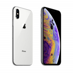 Смартфон Apple iPhone XS 64Gb Silver купить в Уфе