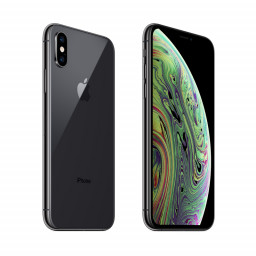 Смартфон Apple iPhone XS Max 64Gb Space Gray купить в Уфе