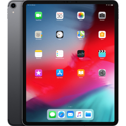 Планшет Apple iPad Pro 12.9 (2018) 512Gb Wi-Fi Space Gray