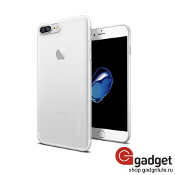 Накладка Spigen для iPhone 7/8 Plus Air Skin матовая 043CS20499 купить в Уфе