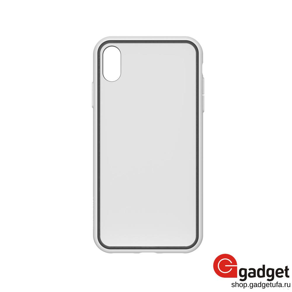 buy online 05a53 acba6 Накладка Incase Pop Case 2 для iPhone X/XS пластиковая белая