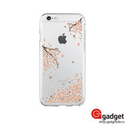 Накладка Spigen для iPhone 6/6S Liquid Crystal Shine Blossom купить в Уфе