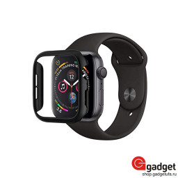 Чехол Spigen для Apple Watch Thin Fit 44mm black купить в Уфе