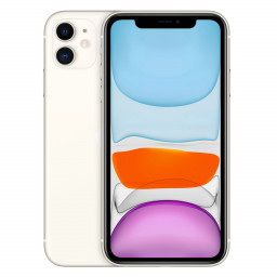 Смартфон Apple iPhone 11 128Gb White купить в Уфе