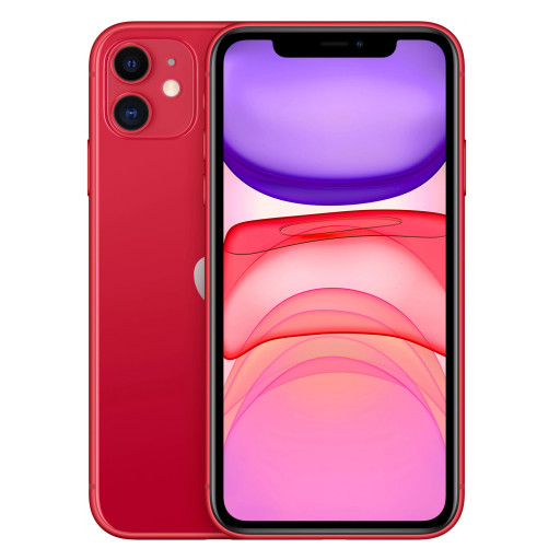 Смартфон Apple iPhone 11 128Gb (PRODUCT) RED