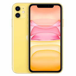 Смартфон Apple iPhone 11 128Gb Yellow купить в Уфе