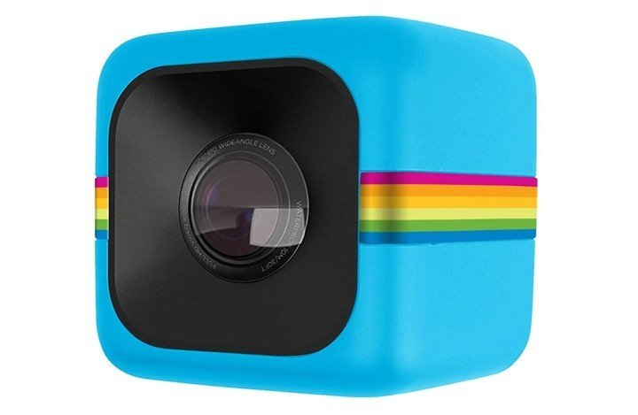 Polaroid CUBE - экшн камера за 100$.