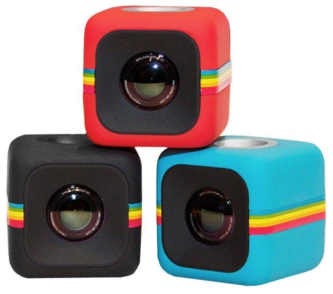 Сравнение сьемки видео у Polaroid Cube и GoPro Hero