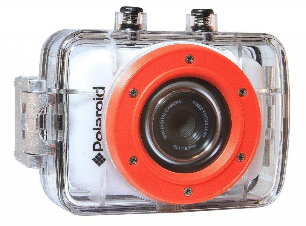 Экшн камера за 4990 руб от Polaroid.