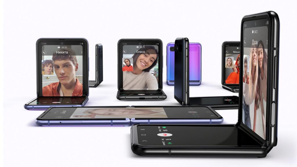 Samsung Galaxy Z Flip официально представлен