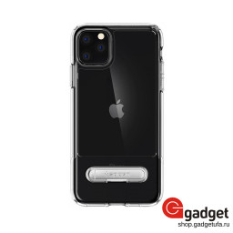 Накладка Spigen для iPhone 11 Pro Max Slim Armor Essential S купить в Уфе