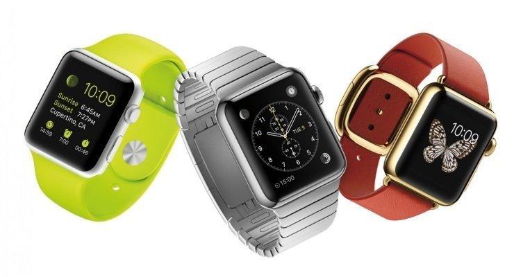Стали известны цены Apple Watch