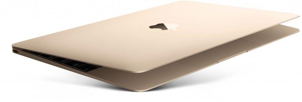 Apple заново изобрела MacBook