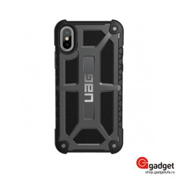 Накладка UAG для iPhone X/Xs Monarch Graphite купить в Уфе