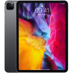 Планшет Apple iPad Pro 12.9 (2020) 128Gb Wi-Fi + Cellular Space Gray купить в Уфе