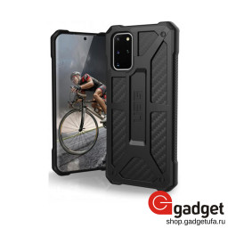 Накладка UAG для Samsung S20+ Monarch carbon купить в Уфе