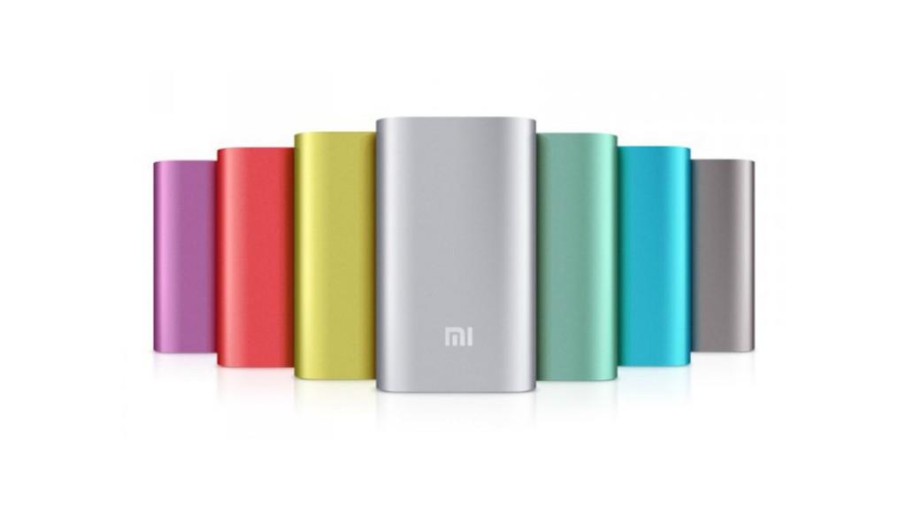 Внешние аккумуляторы от компании Xiaomi!