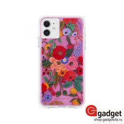Накладка Case Mate для iPhone 11 Riffle Paper Garden party Blush купить в Уфе