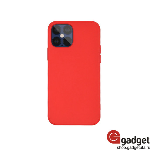 Накладка G-Case для iPhone 12 Pro Max Original Series Sillicon Case Red