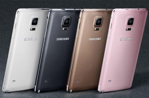 В смартфоне Samsung Galaxy Note 5 обнаружится разъем USB type-C