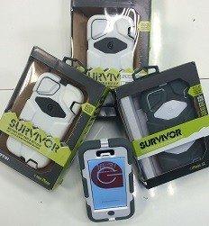 Чехлы Griffin Survivor для iPhone 5/5s/5c по низким ценам!!!