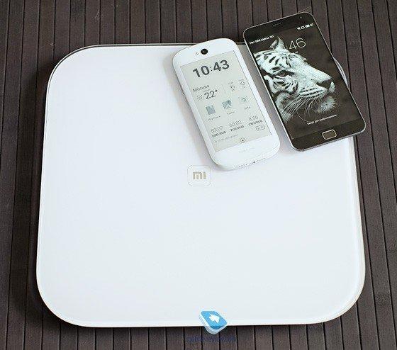 Обзор умных весов Xiaomi Scale