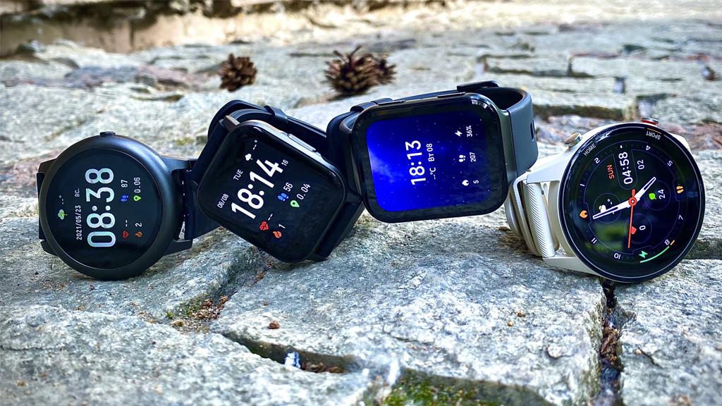 Показывают время и не только – смарт часы