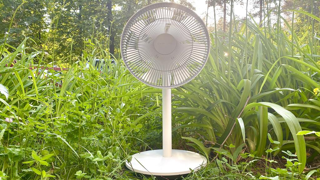 Имитация природного ветра – вентиляторы Xiaomi