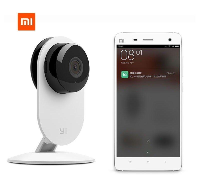 Видеоняня от компании Xiaomi уже в наличии!