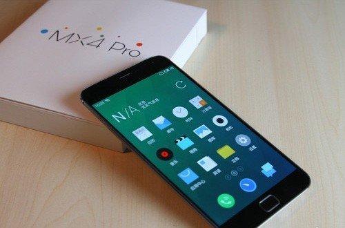 Meizu MX4 Pro: флагман с 2К-экраном и сканером отпечатков