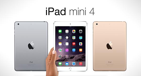 Новый Apple iPad mini 4