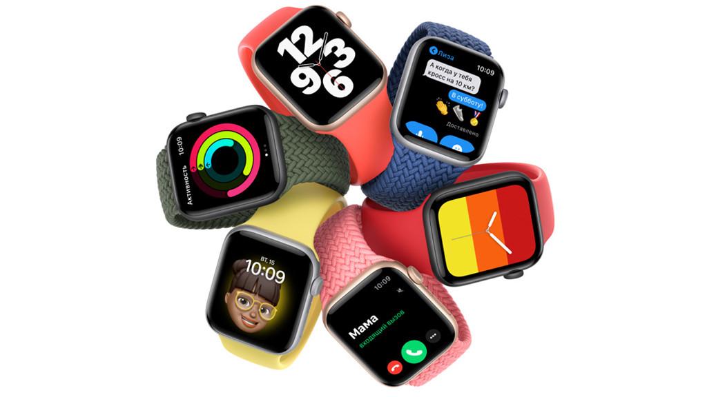 Новые часы Apple Watch SE официально представлены!
