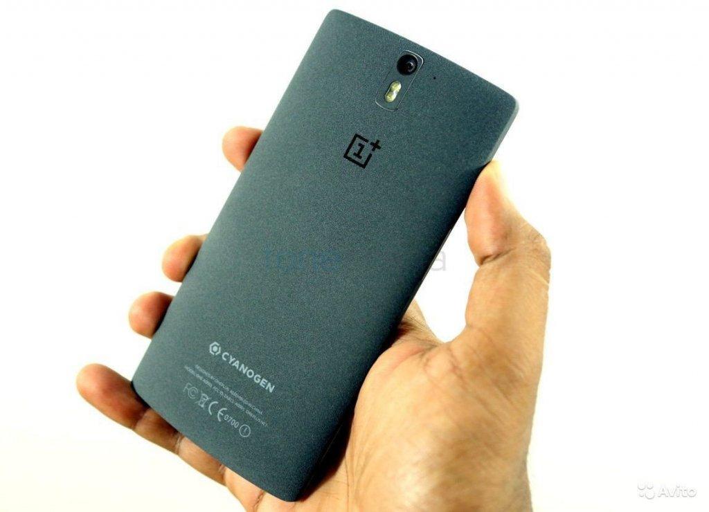 Почему стоит купить cмартфон OnePlus One 64Gb Black