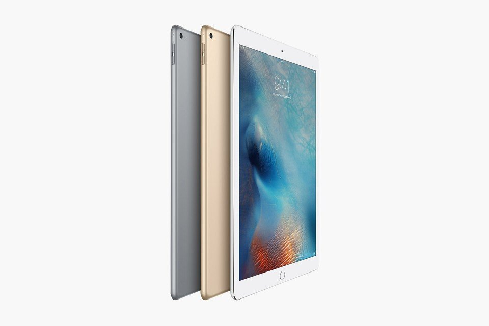 Шикарен во всем Apple iPad Pro , уже в наличии!