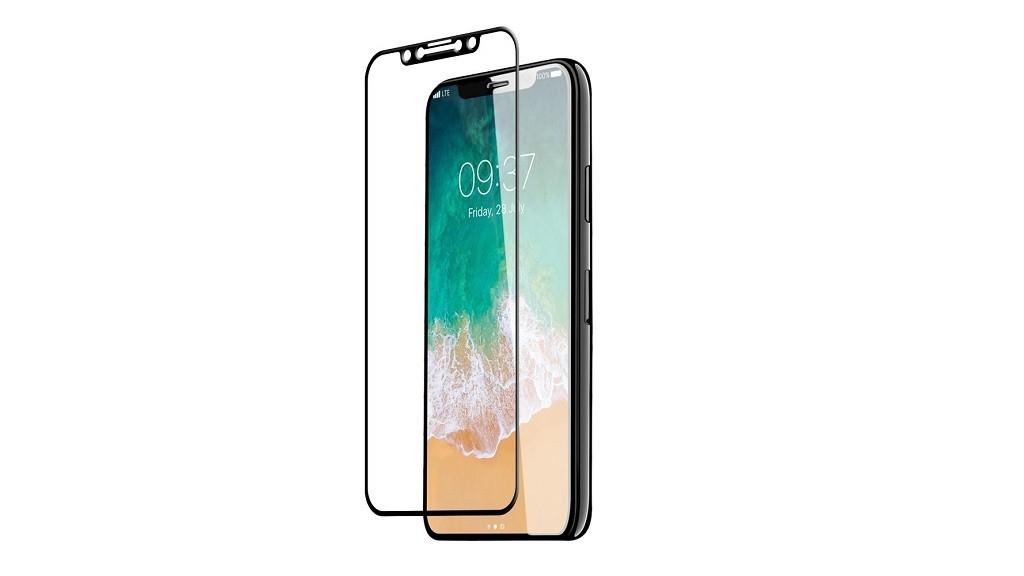 В наличии чехлы и защитные стекла на iPhone X