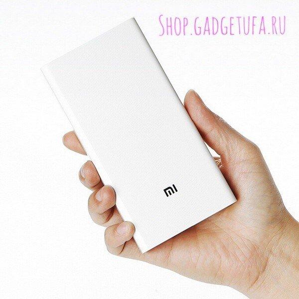 Xiaomi Mi Power Bank 20000 mAh!