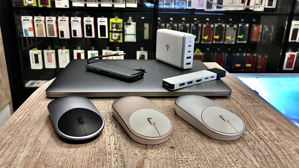 Купить аксессуары для Apple MacBook