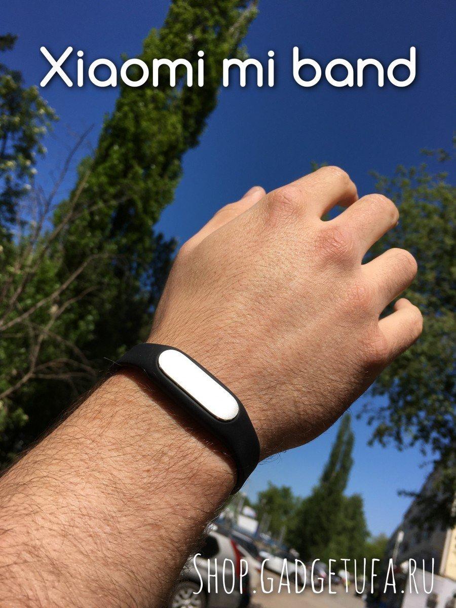 Фитнес трекер Xiaomi Mi Band!