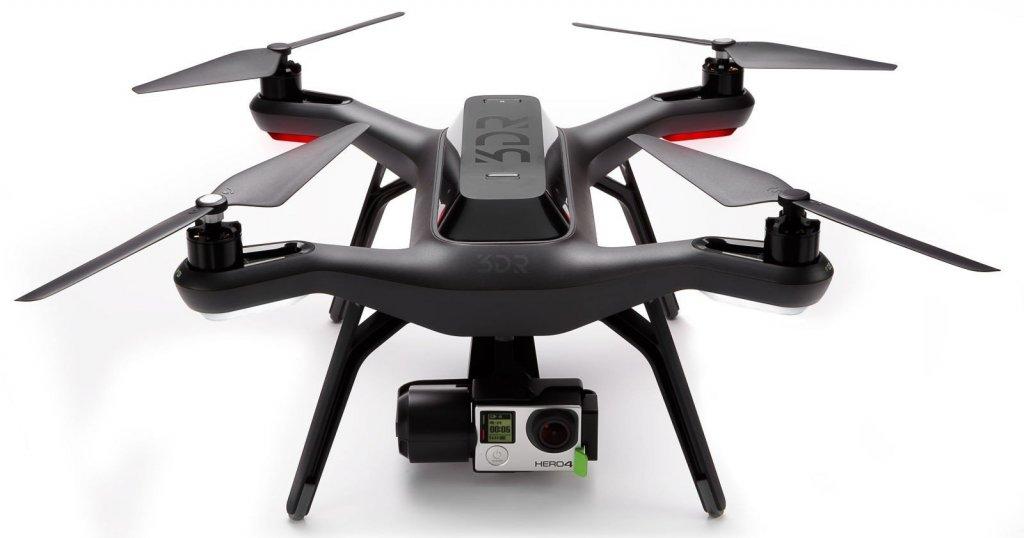 Компания Xiaomi представила Видеотизер Xiaomi Mi Drone.