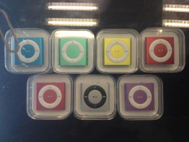 Новинка! iPod Shuffle!