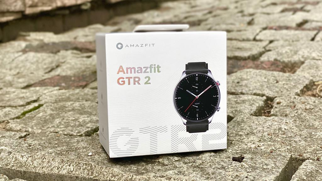 Классика в новом исполнении – Amazfit GTR 2