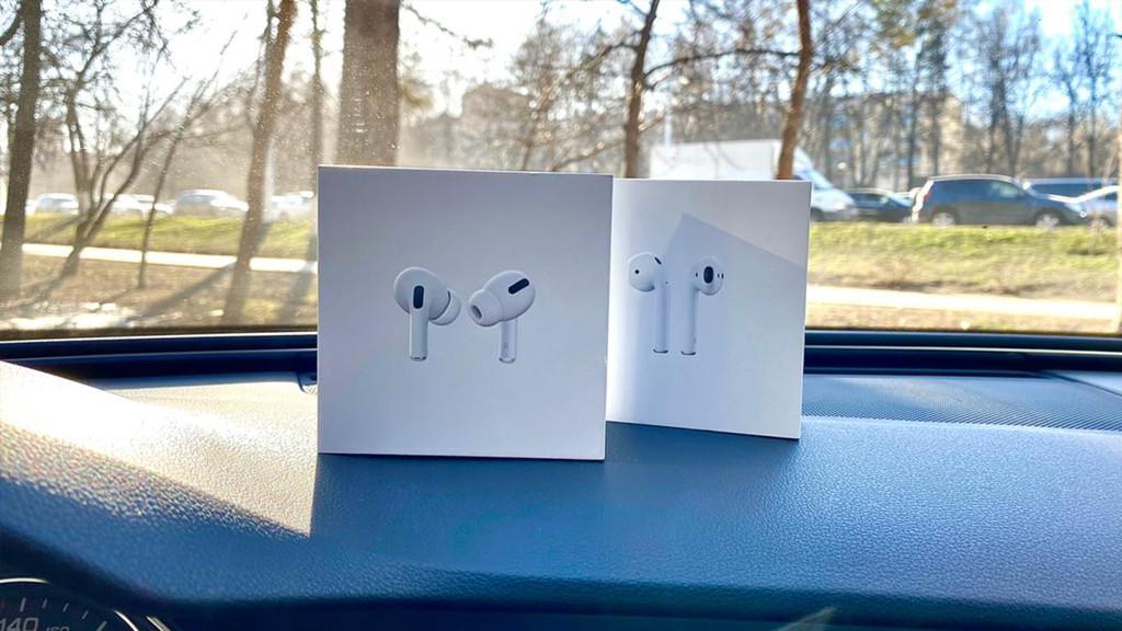 Несколько фишек и причин купить Apple Airpods