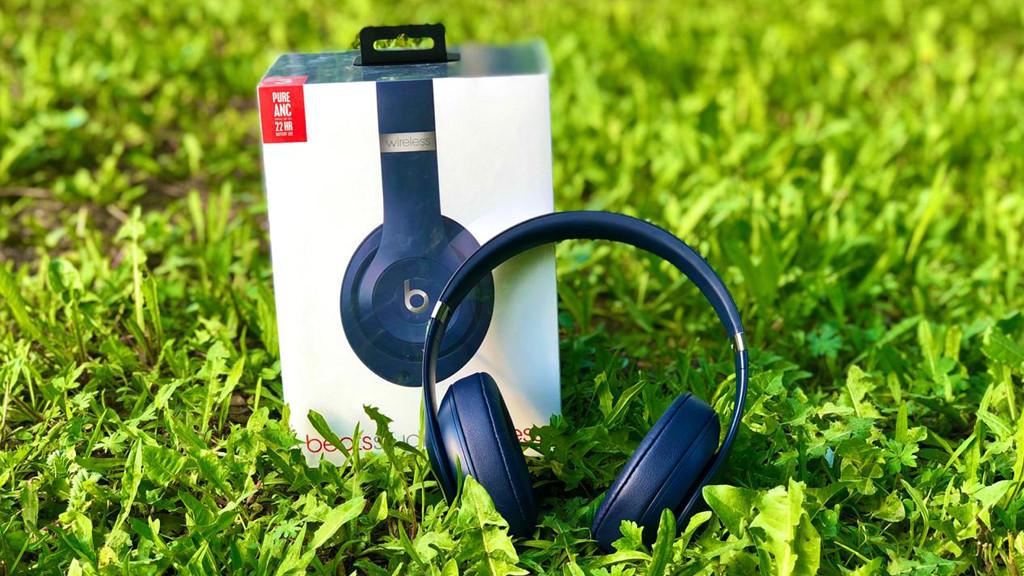 Максимально универсальные наушники Beats Studio Wireless 3